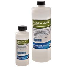 Glaze & Stain Medium, 4 oz Dropper Bottle