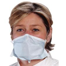 Critical Cover® PFL® Masks with No Magic Arch™ – ASTM Level 1, Blue, 50/Pkg