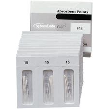 Absorbent Points – Standard Size Cell Pack, 180/Box