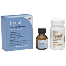 Fynal® Crown & Bridge ZOE Permanent Cement, Complete Package