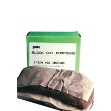 Block-Out Compound, 1 lb