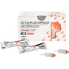GC Fuji PLUS™ Luting Cement – Capsule Package, 48/Pkg
