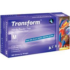Aurelia® Transform™ Latex-Free Gloves, 200/Box