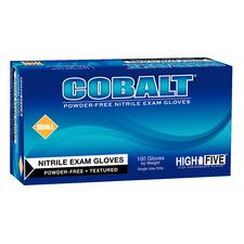 Cobalt® Nitrile Exam Gloves – Blue, 100/Box