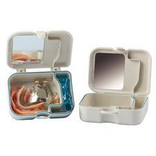 Boîte Dento à deux compartiments – 1/emballage