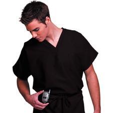 Fashion Seal Healthcare® Unisex Fashion Scrub Shirts, 65/35 Fashion Poplin®