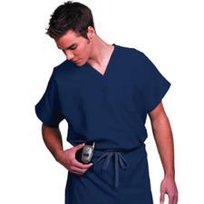 Fashion Seal Healthcare® Unisex Fashion Scrub Shirts – Sea Crest Line, 65/35 Fashion Poplin®