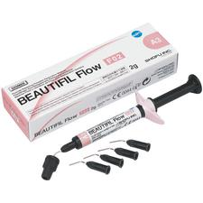 Beautifil® Flow Flowable Composite Restorative – F02 Low Flow, 2 g Syringe with 5 Needle Tips