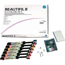 Beautifil® II Restorative, 6-Color Set
