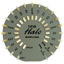 Vintage Halo® Basic Shade Guide