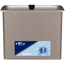 Quantrex® 210 Ultrasonic Cleaner with Timer and Drain, 1.51 Gallon