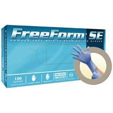 FreeForm® SE Supersoft Nitrile Gloves, 100/Box