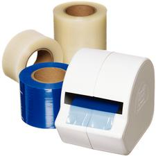 Cover-All™ Adhesive Plastic Sheeting