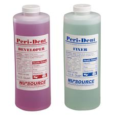 Peri-Dent® Developer & Fixer, 3 Quarts Each