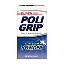 Super Poligrip® Extra Strength Powder, 1.6 oz Bottle
