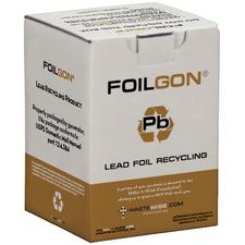 Foilgon® Lead Foil Recycling