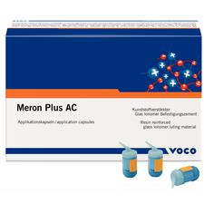 Meron Plus AC Resin Reinforced Glass Ionomer Cement Application Capsules