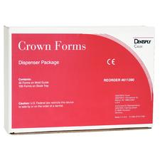 Crown Form Dispenser Kit, Clear