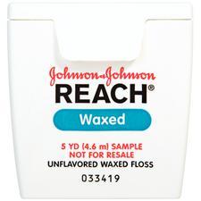 REACH® Waxed Floss