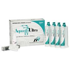 Aquasil Ultra Smart Wetting® Impression Material with B4® Surface Optimizer – 50 ml Cartridge, Wash Refill