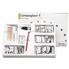 Compoglass® F Advanced Performance Compomer Restorative, Intro Kit