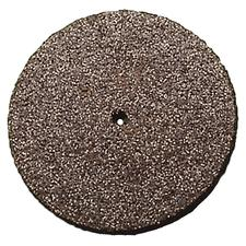 Brown Hi Speed Aluminum Oxide Separating Discs – 100/Box