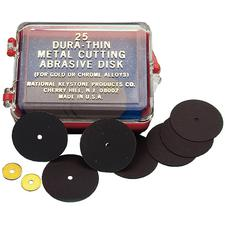 Dura Thin Separating Discs – 25/Pkg