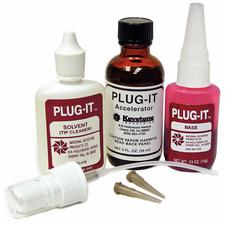 Plug It – Base with Tip, 5 oz Bottle