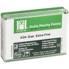 Hygenic® Gutta Percha Points – Auxiliary Size, ADA Specification 57