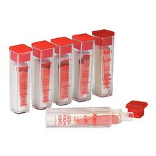 Standardized Gutta Percha Points, 1 Vial of 20