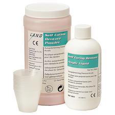 Self Curing Denture Powder And Liquid – 1 lb