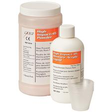 High Impact-45 Denture – Powder And Liquid