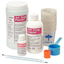 Jet Tray, Powder (600 g) and Liquid (236 ml)