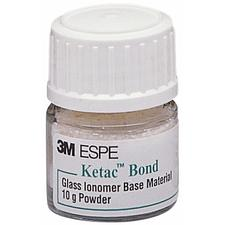 Ketac™ Bond Glass Ionomer Base Material – Powder, Yellow, 10 g