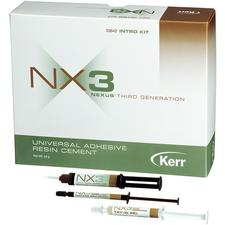 NX3 Universal Adhesive Resin Cement, Intro Kit with Risk-Free Trial