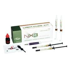 NX3 Universal Adhesive Resin Cement, Light-Cure Kit