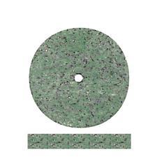 Trimming Wheels Coarse Acrylic Green