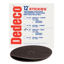 Stickies Velcro-Backed Model Trimmer Discs – Complete Kit