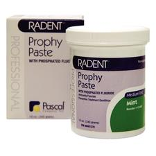 Radent® Prophy Paste with Fluoride, 12 oz Jar