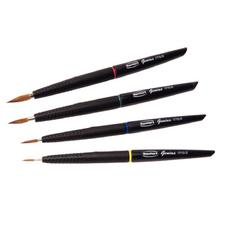 Genius Brushes Set, 4/Pkg