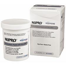 Pâte à prophylaxie NUPRO® Sensodyne®– Fluorure, 355ml (12 oz) Pot, 1/emballage