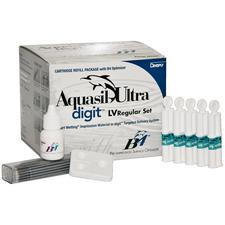 Aquasil Ultra Smart Wetting® Impression Material with B4® Surface Optimizer – digit™ Refill, Large, Low Viscosity (LV), Regular Set