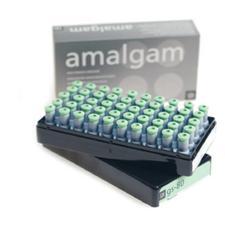 gs-80 Amalgam Caps – 2 Spill (600 mg), 50/Pkg