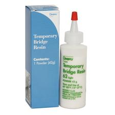 Temporary Bridge Resin Kit – Self-Curing, Powder, 42 g Bottle