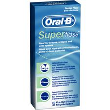 Oral-B® SuperFloss®