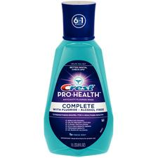 Crest® PRO-HEALTH™ Complete Rinse – 1 Liter Bottle, Fresh Mint, 6/Pkg