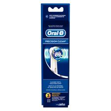 Oral-B Precision Clean Electric Toothbrush Head – Refill, 3/Pkg