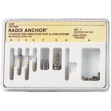Radix-Anchor® Post System, Introductory Kit