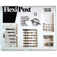 Flexi-Post® Prefabricated Split Shank Post, Assorted Introductory Kit