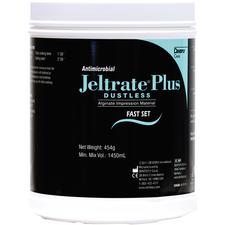 Jeltrate® Plus – Antimicrobial, Dustless, Alginate Impression Material, 1 lb Canister
